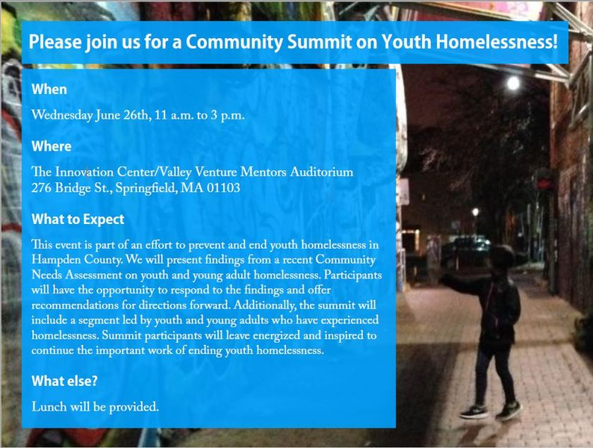 Youth Summit invite